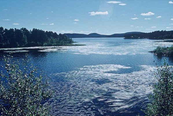 Kemijärvi - Finnland