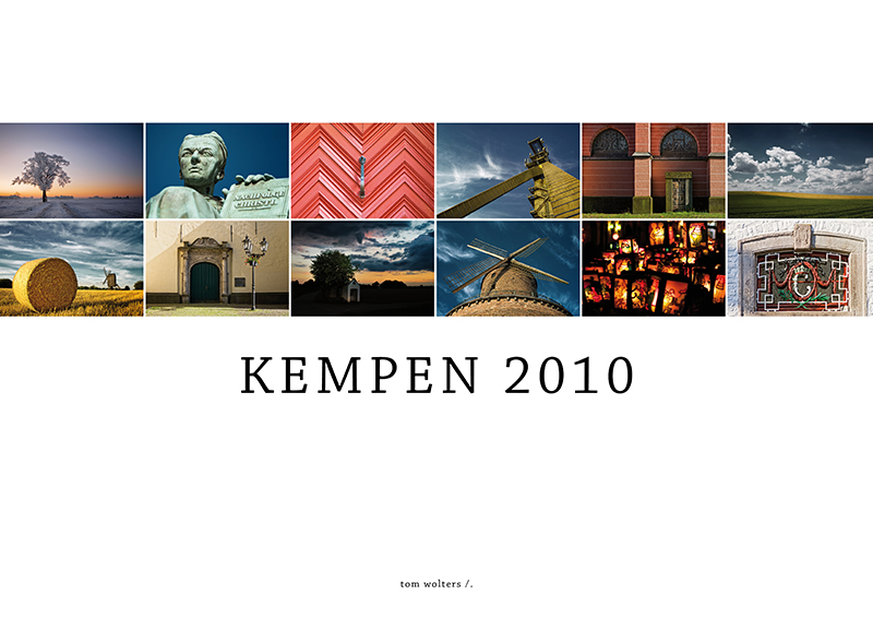 Kempen 2010 - Kalender - tom wolters /.