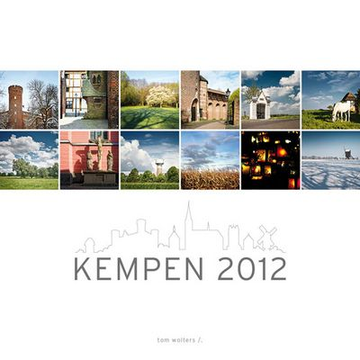 Kempen 2012 - Kalender - tom wolters /.