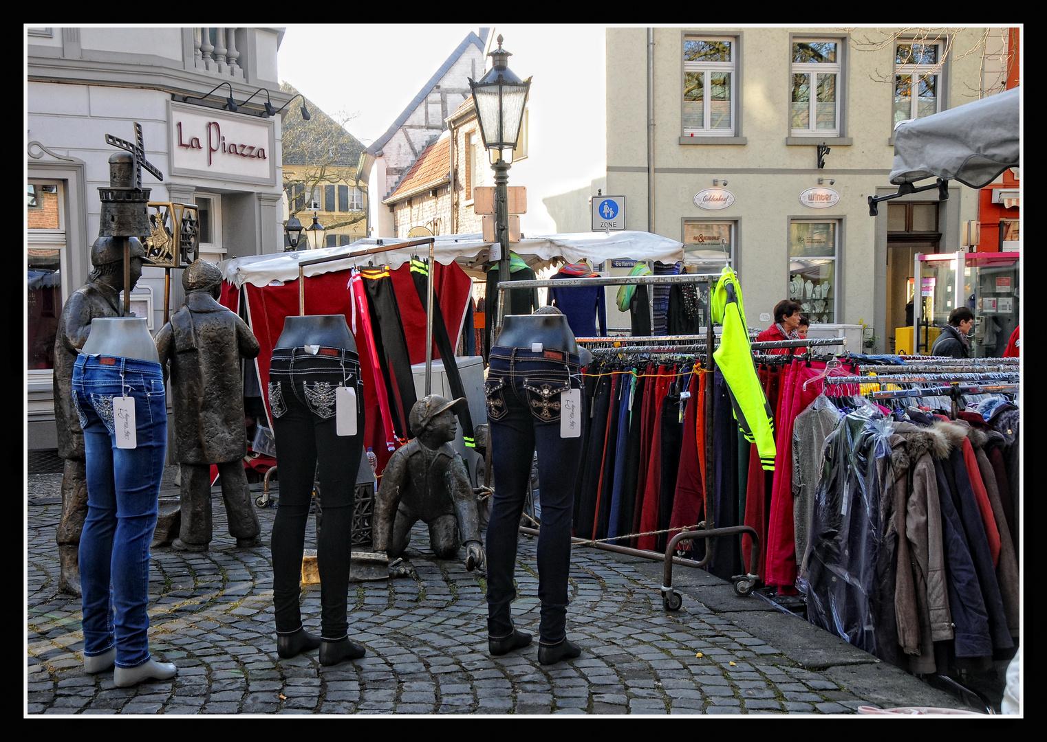 Kempen - Halbfastenmarkt II
