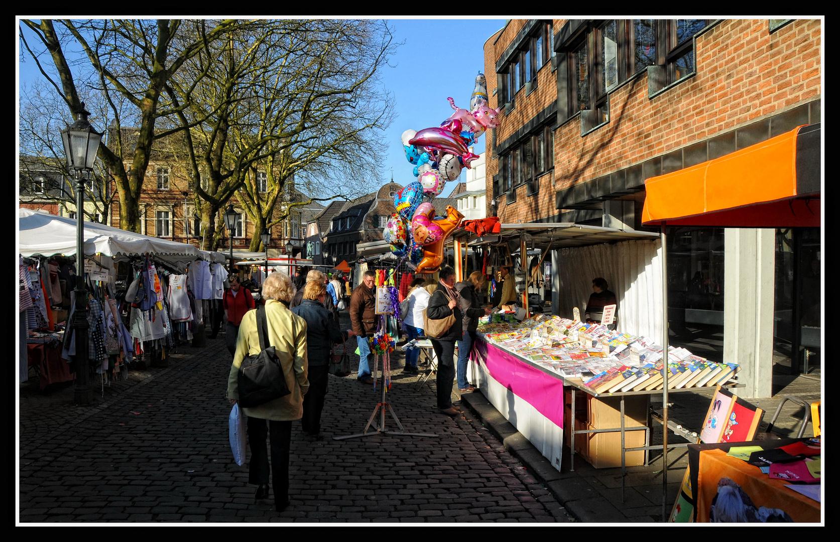 Kempen - Halbfastenmarkt  III