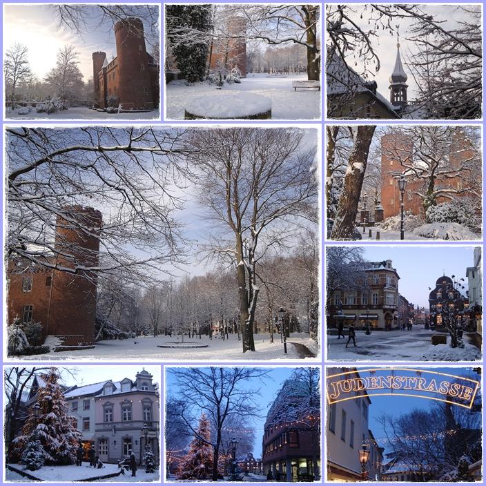 Kempen in der Vorweihnachtszeit 2010