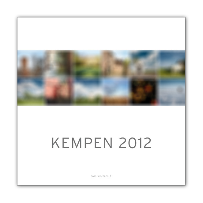 Kempen Kalender 2012 - 5 Jahre Kempen Kalender