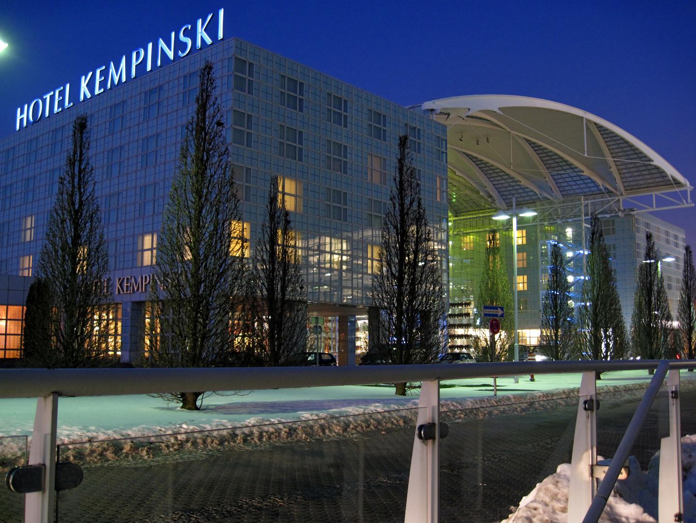 Kempinski Hotel Flughafen München