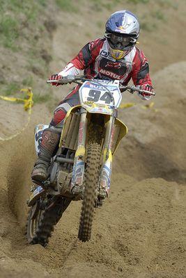 Ken Roczen in Action