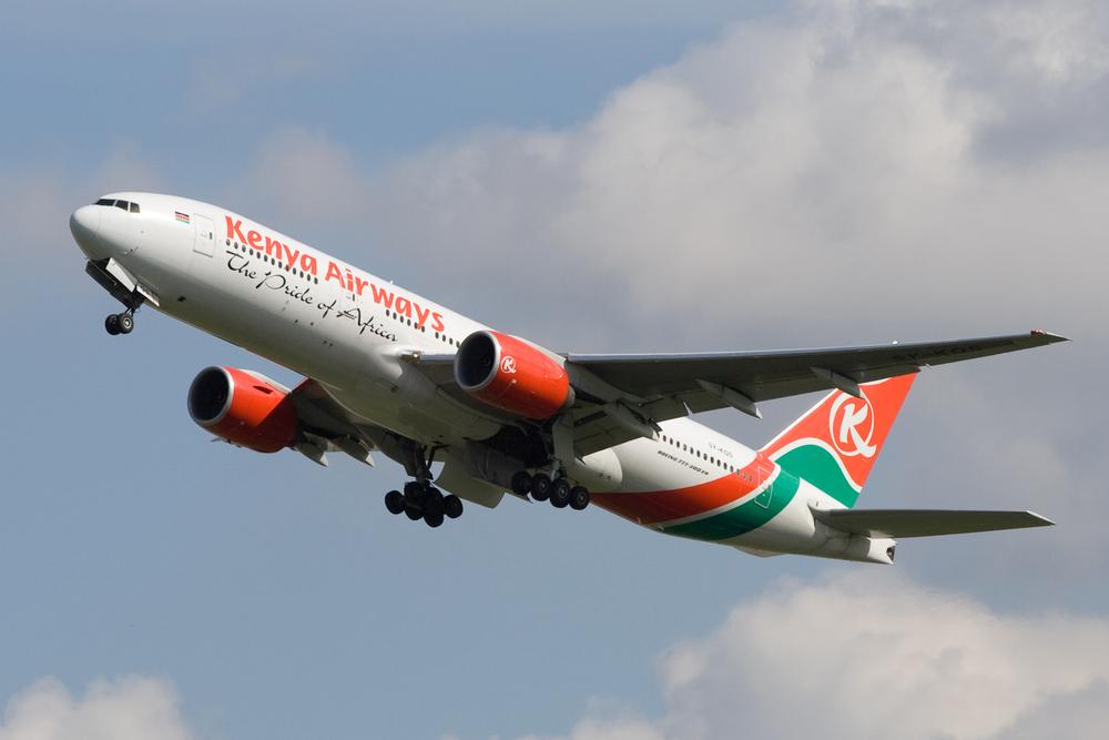 Kenia Airways