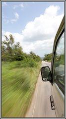 Kenia-Eindrücke, Safari 46, Speed