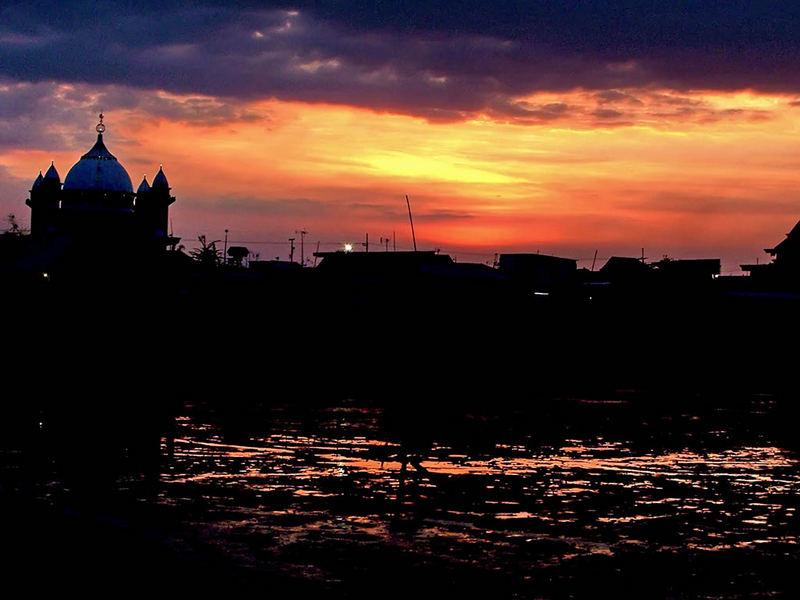 Kenjeran Sunset