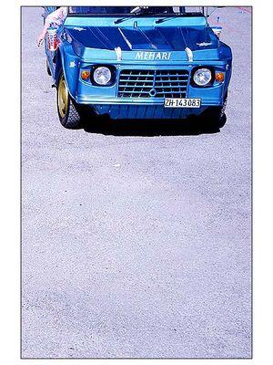 Kenne Sie dieses Fahrzeug noch?