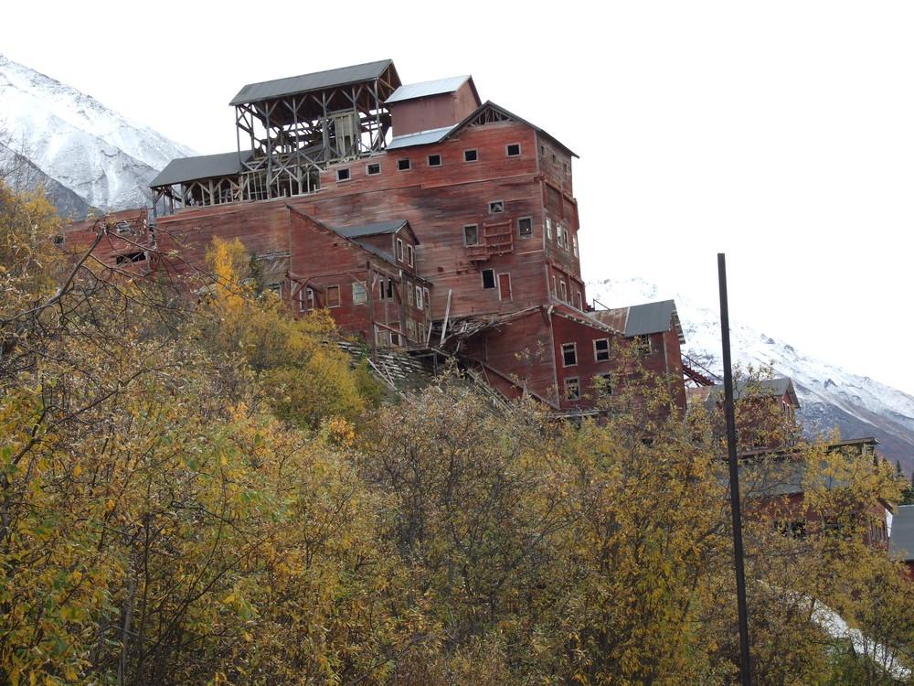 Kennecot Copper Mine