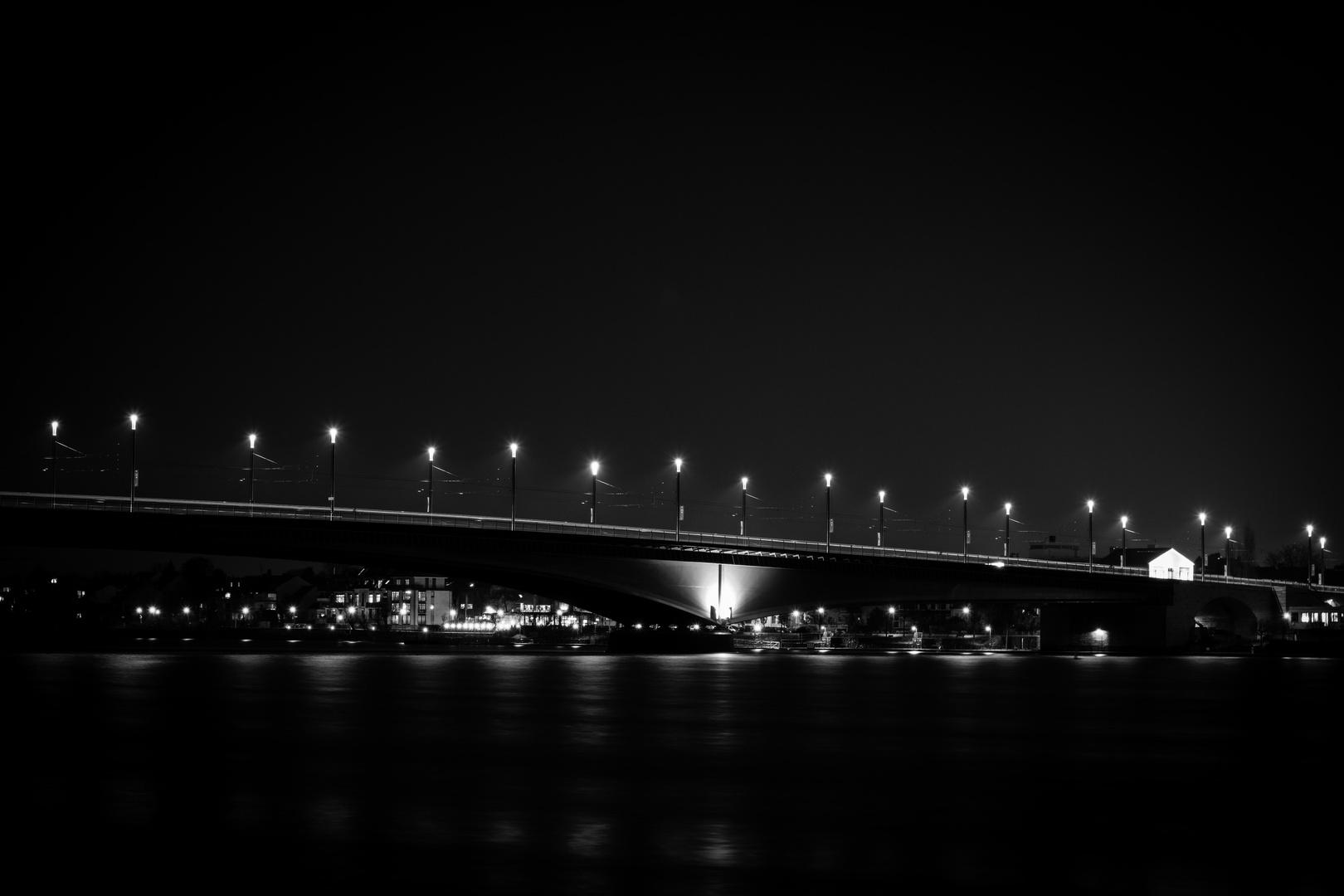 Kennedy-Brücke Bonn