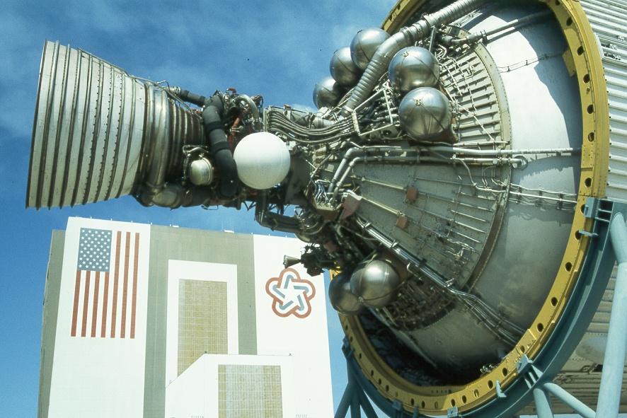 Kennedy Space Center der NASA