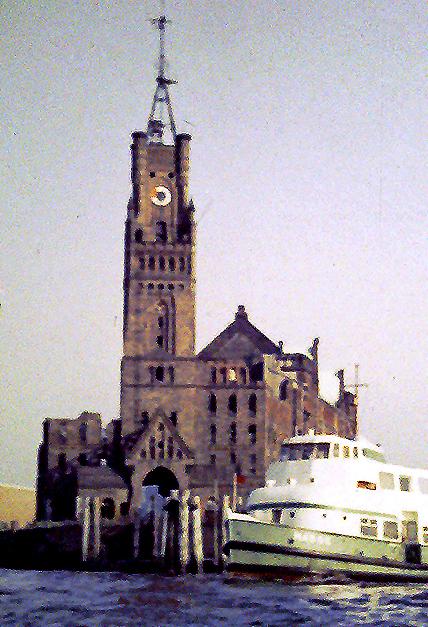 Kennt denn noch jemand in Hamburg diesen Turm?
