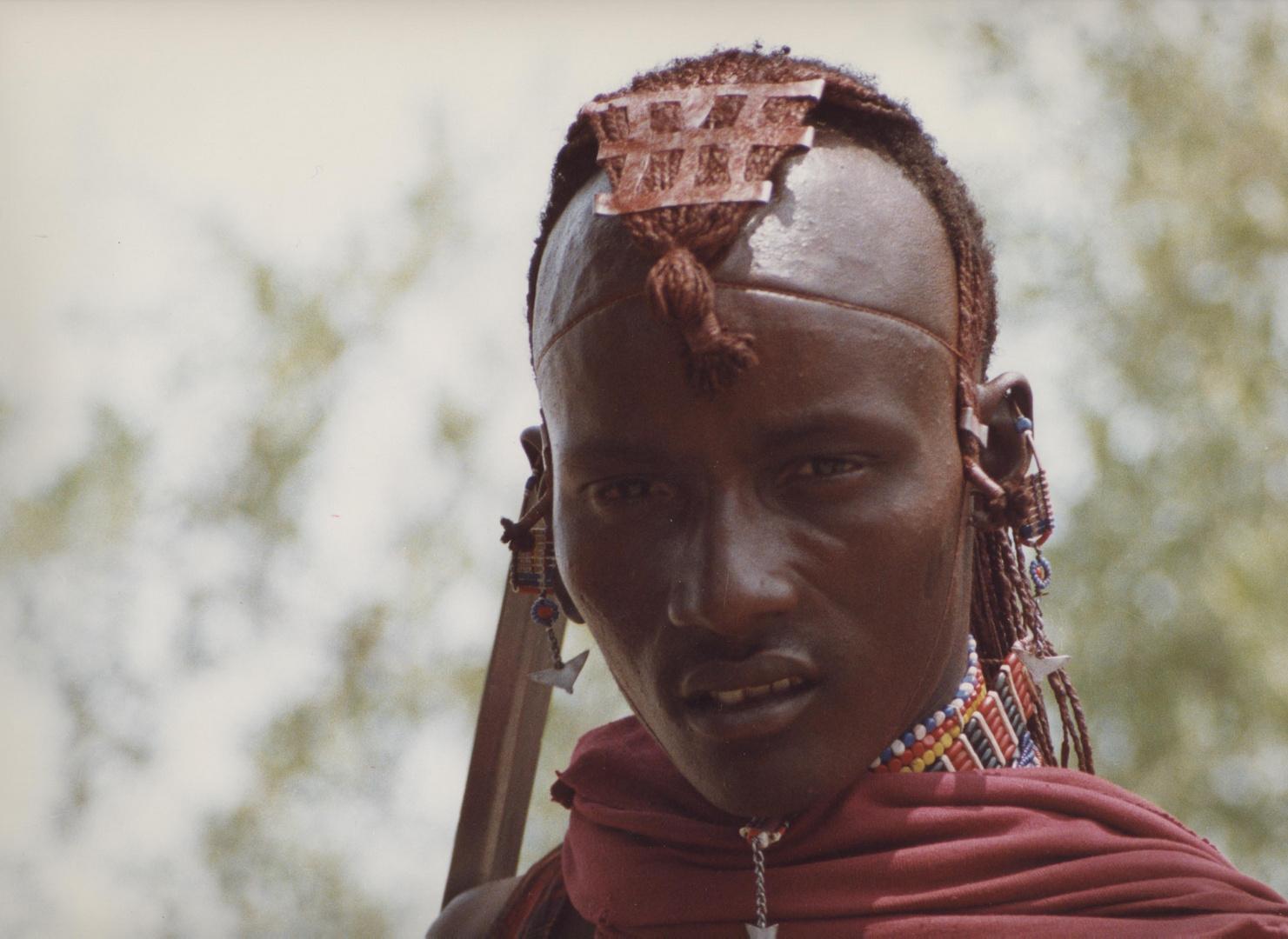 kenya: le guerrier masai