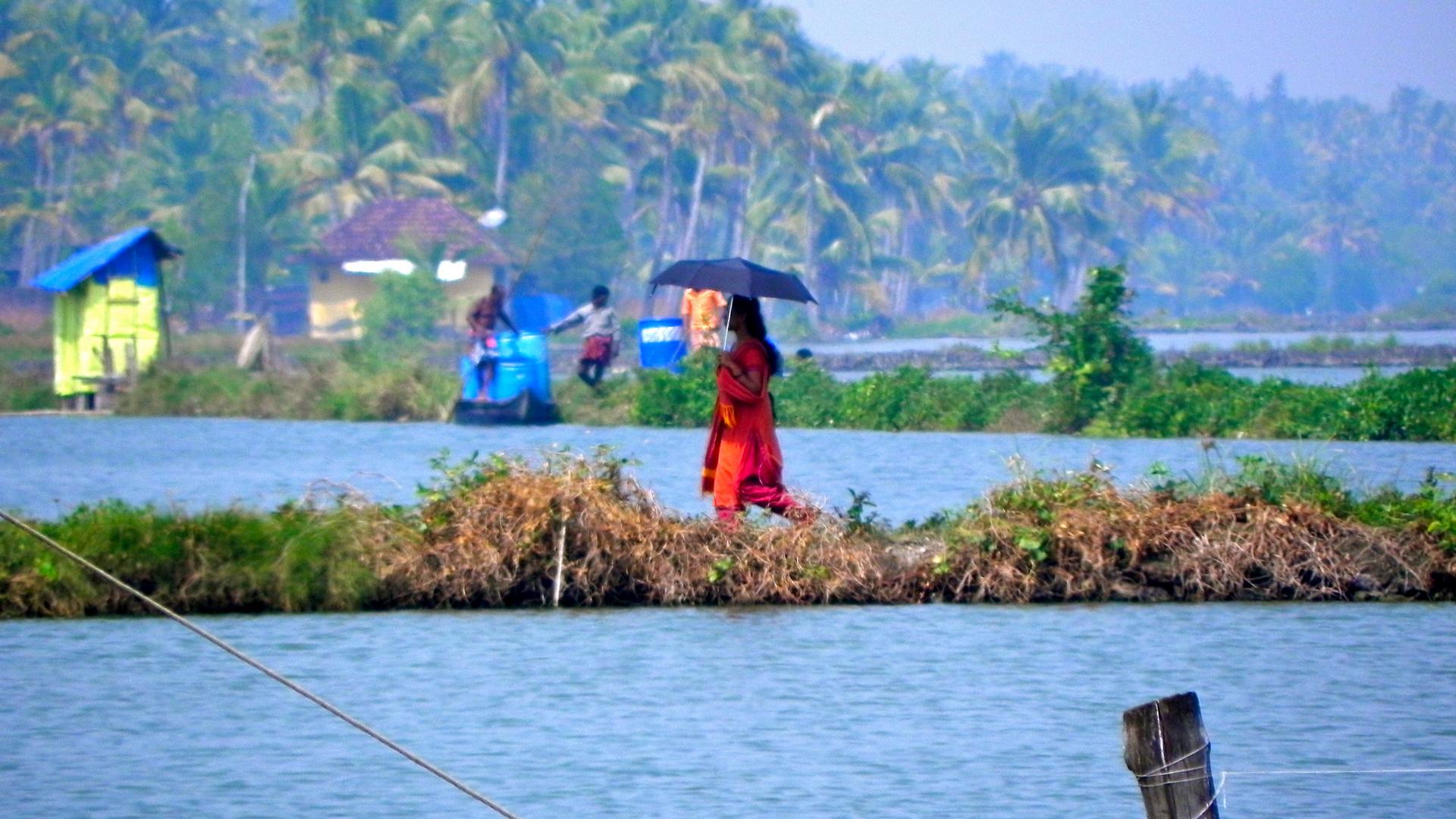 Kerala, Cherai