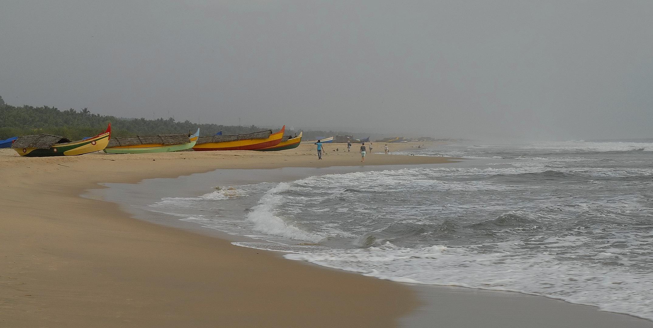 Kerala, Strand