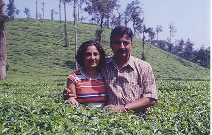 Kerala Tea Garden