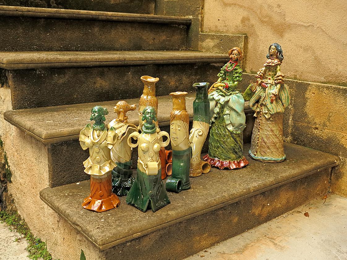 Keramik aus Sciacca / Ceramiche di Sciacca (3)