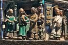 Keramikfiguren in der Thien-Hau-Pagode (2)