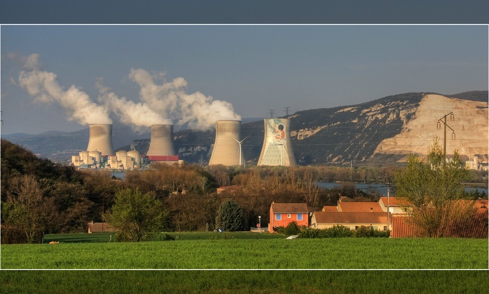 Kernkraftwerk Cruas