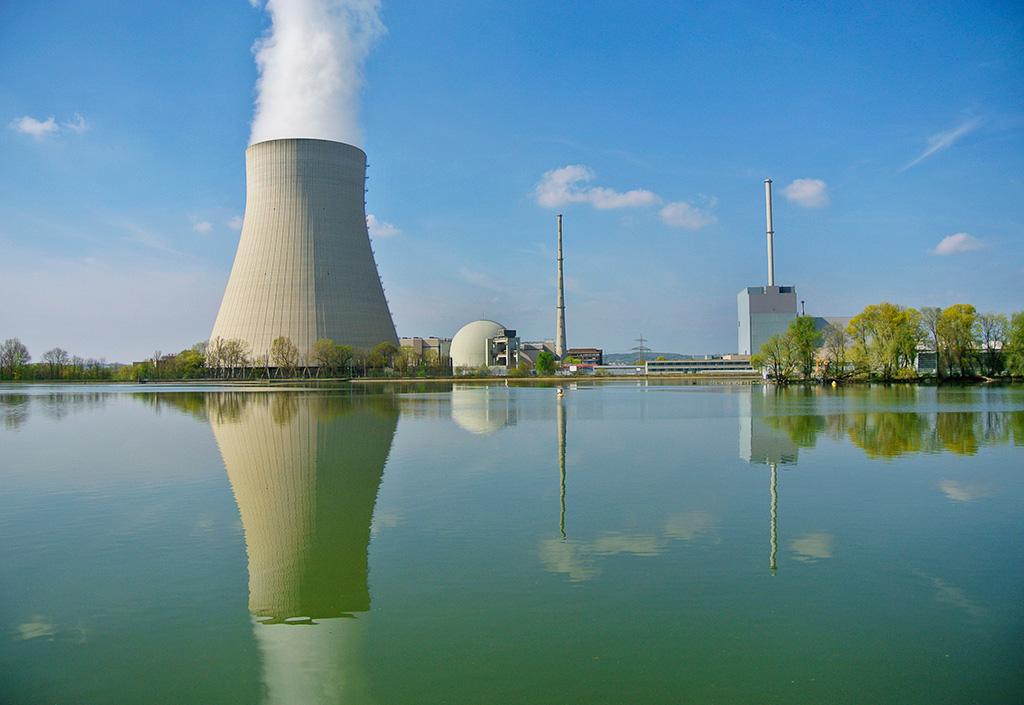 Kernkraftwerk Isar Block 1 und Block 2