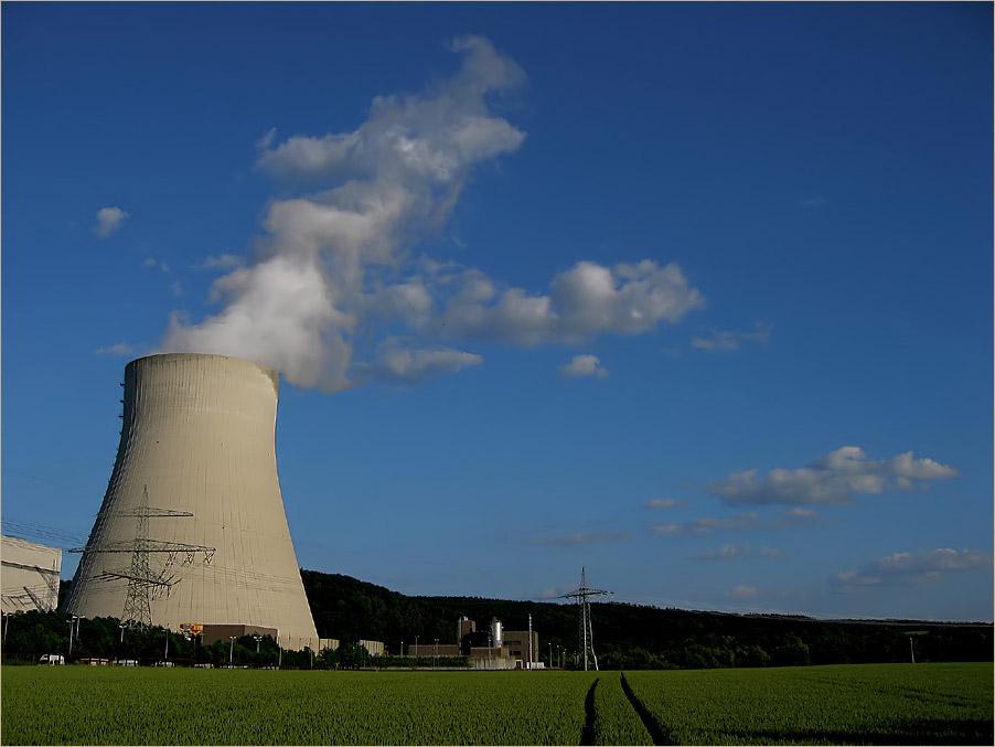 ~~ Kernkraftwerk Isar/Ohu ~~