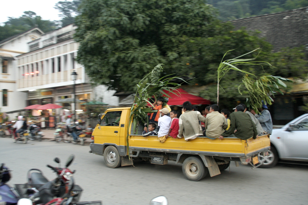 Kerwasboum, laotische