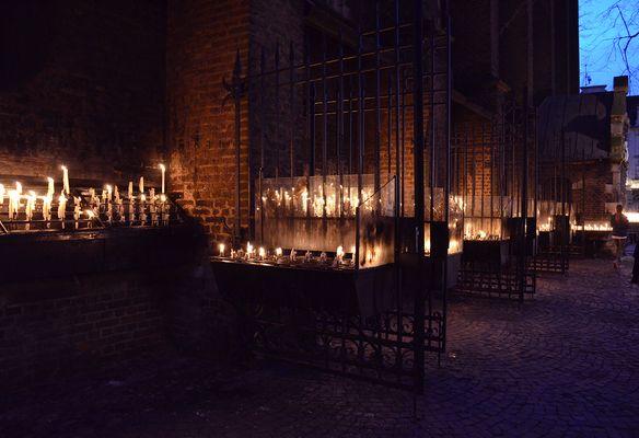 Kerzenkapelle, Kevelaer, Wallfahrtsort, NRW