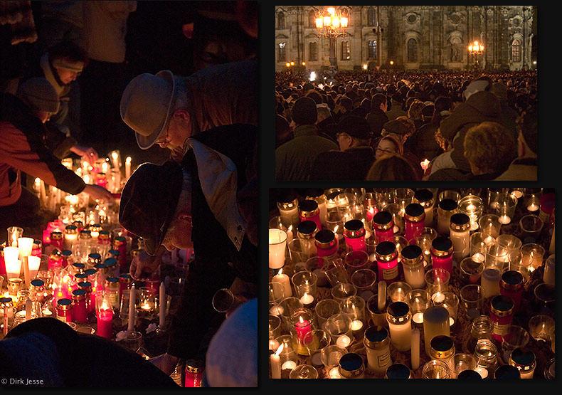 Kerzenleuchten