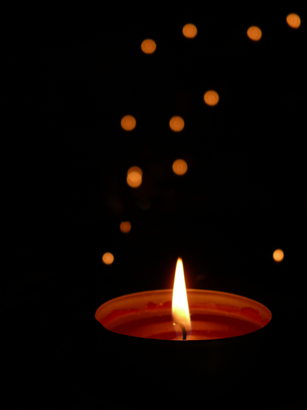 Kerzenschauer