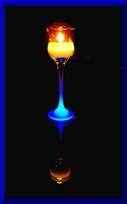 Kerzenschein.....