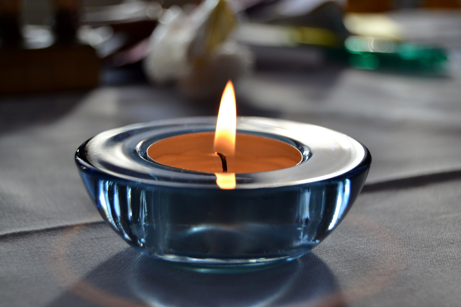 Kerzenschein :)
