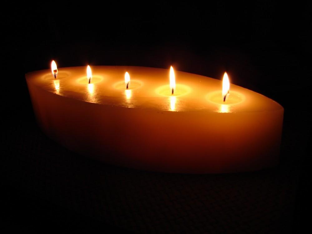Kerzenschiff