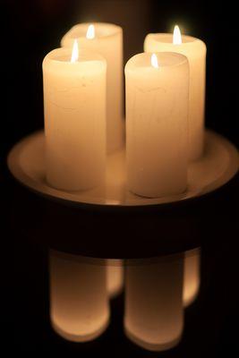 Kerzenspiegel