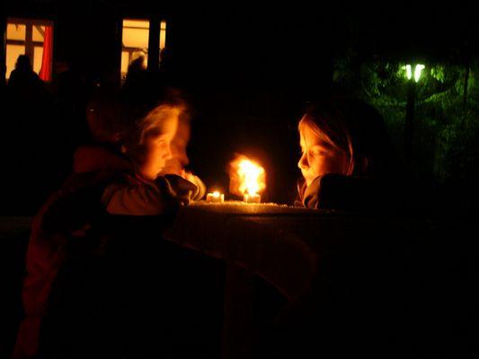 Kerzenstimmung