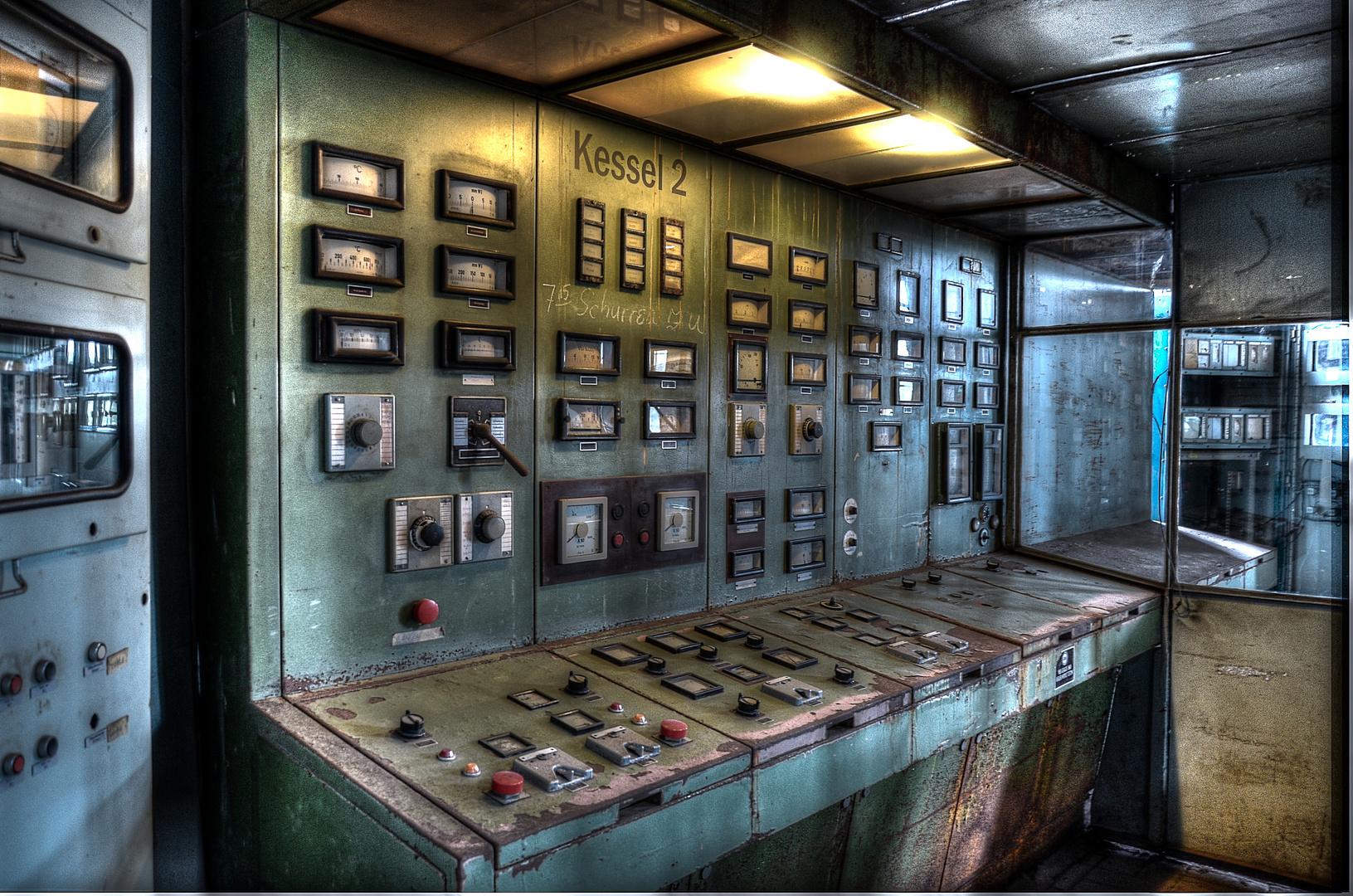 Kessel 2 Kraftwerk Peenemünde Foto & Bild | bearbeitungs - techniken ...