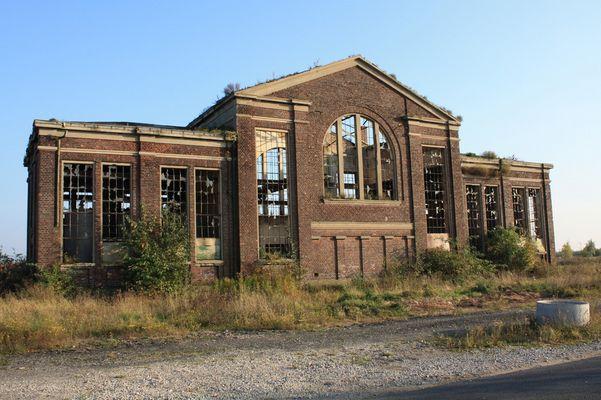 Kesselhaus Stahlwerk Becker