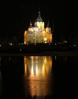 Ketedrale in Nizhnij Novgorod