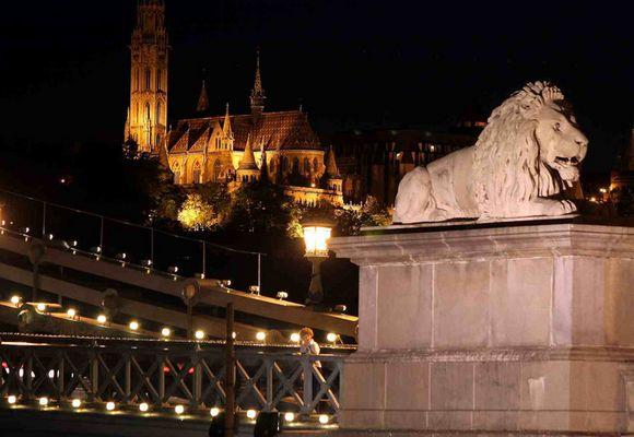 kettenbrücke von budapest