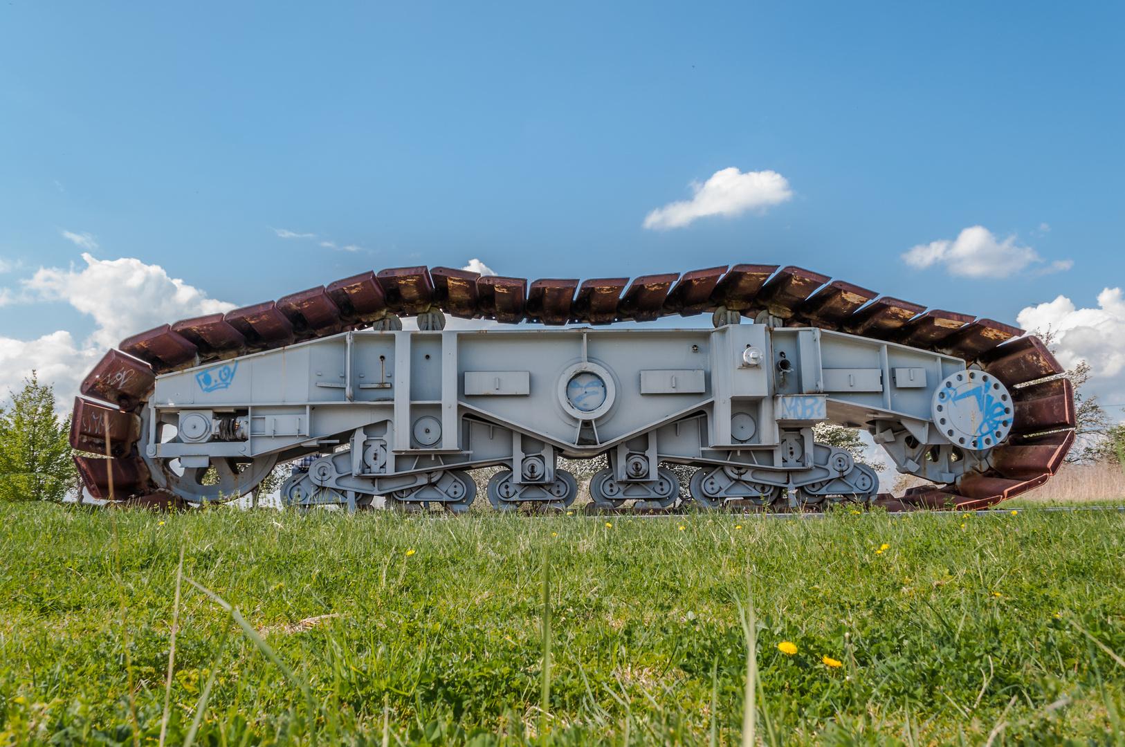 Kettenfahrwerk - 85t