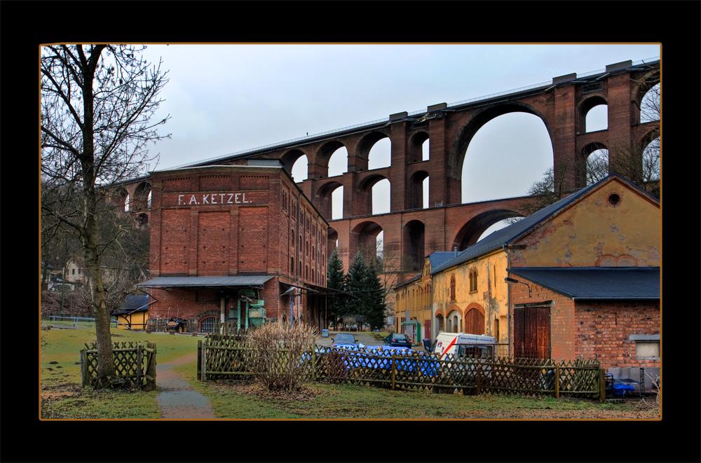 Ketzels Mühle an der...