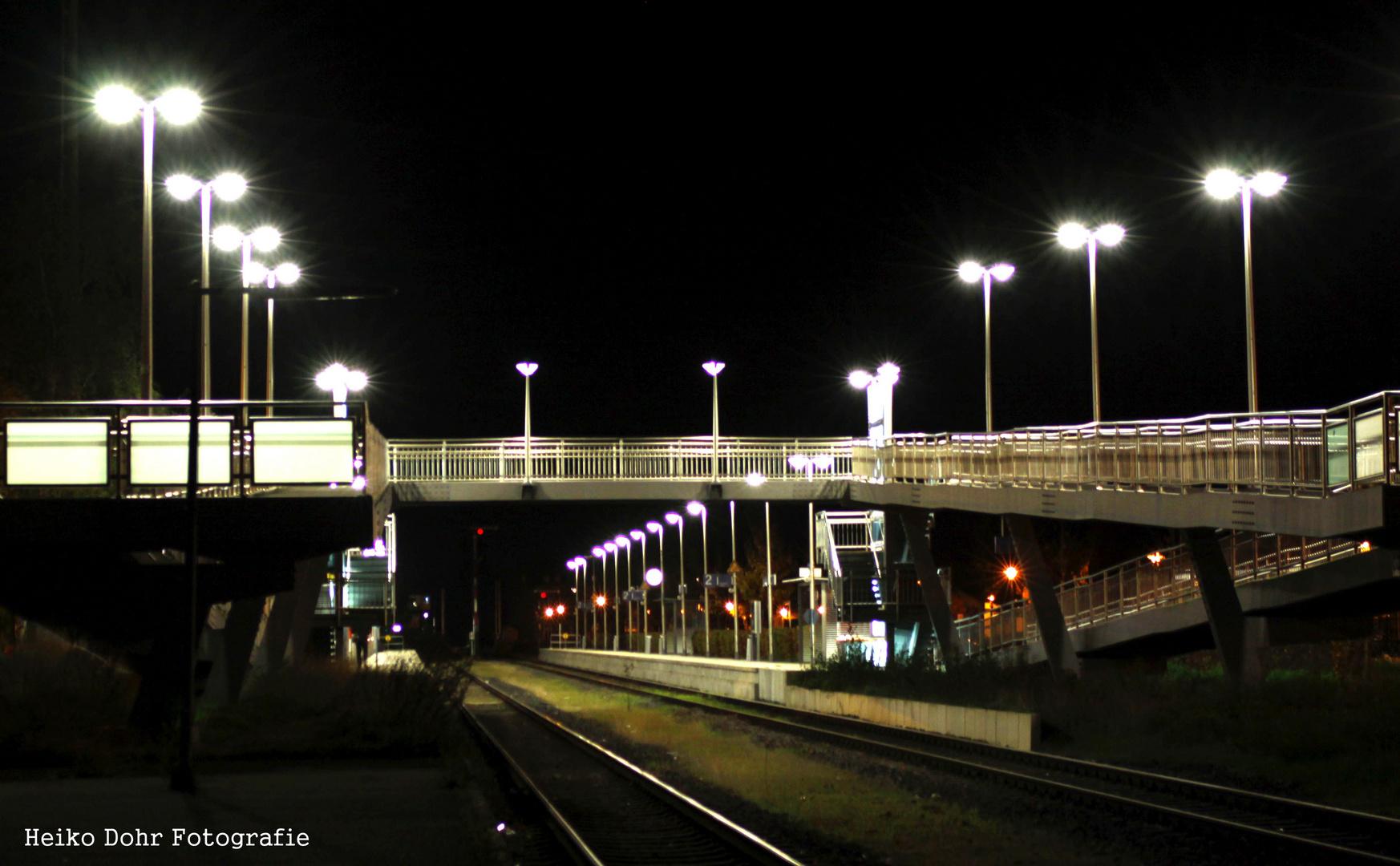 Kevelaer bei Nacht#1