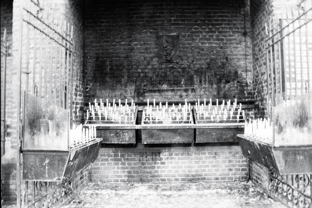 Kevelaer Kerzen Kapelle 2