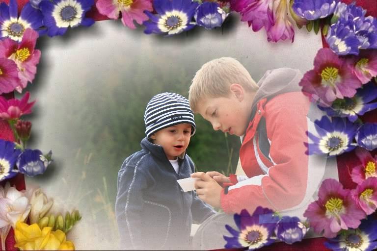 Kevin und Elias