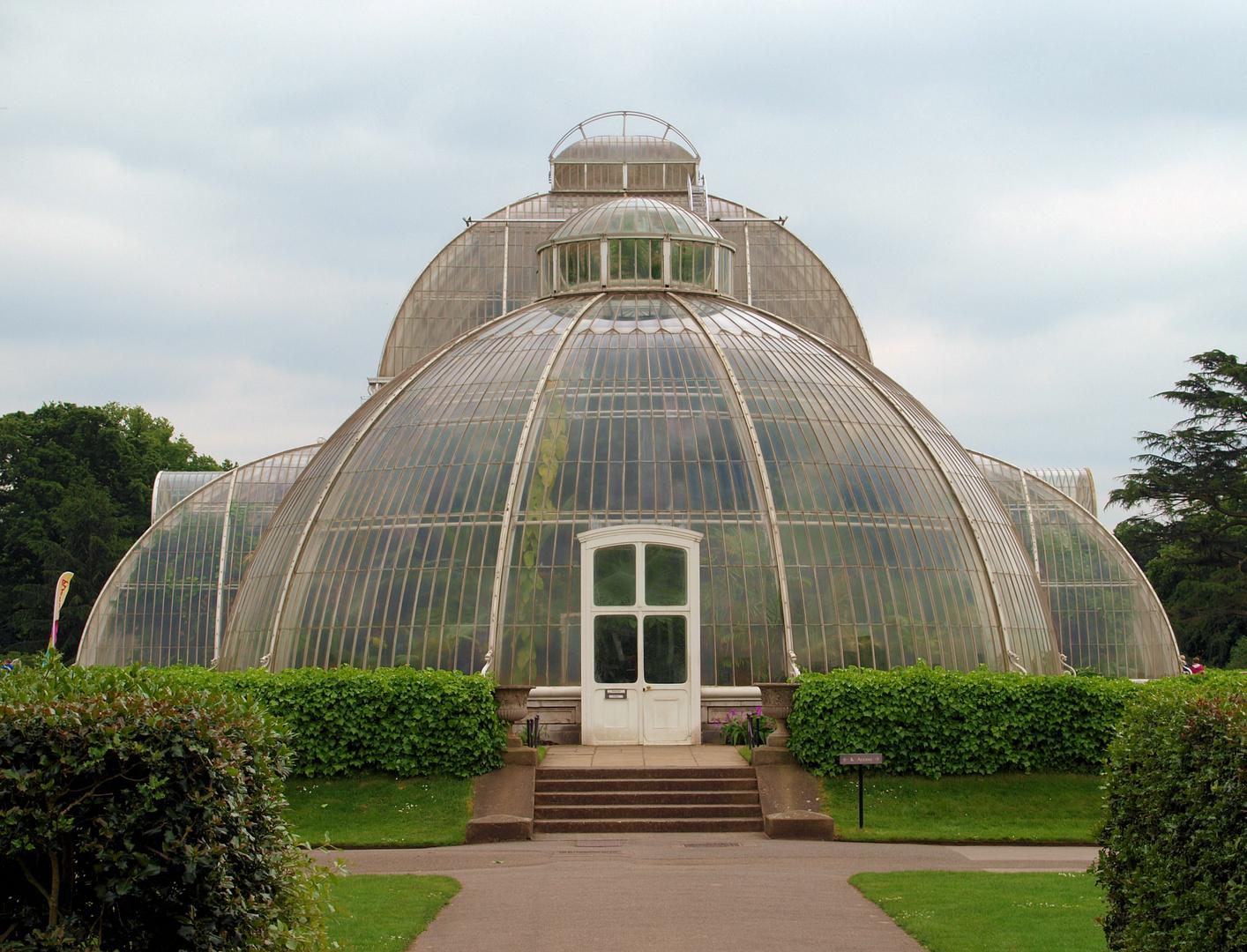 Kew Gardens Botanischer Garten London....