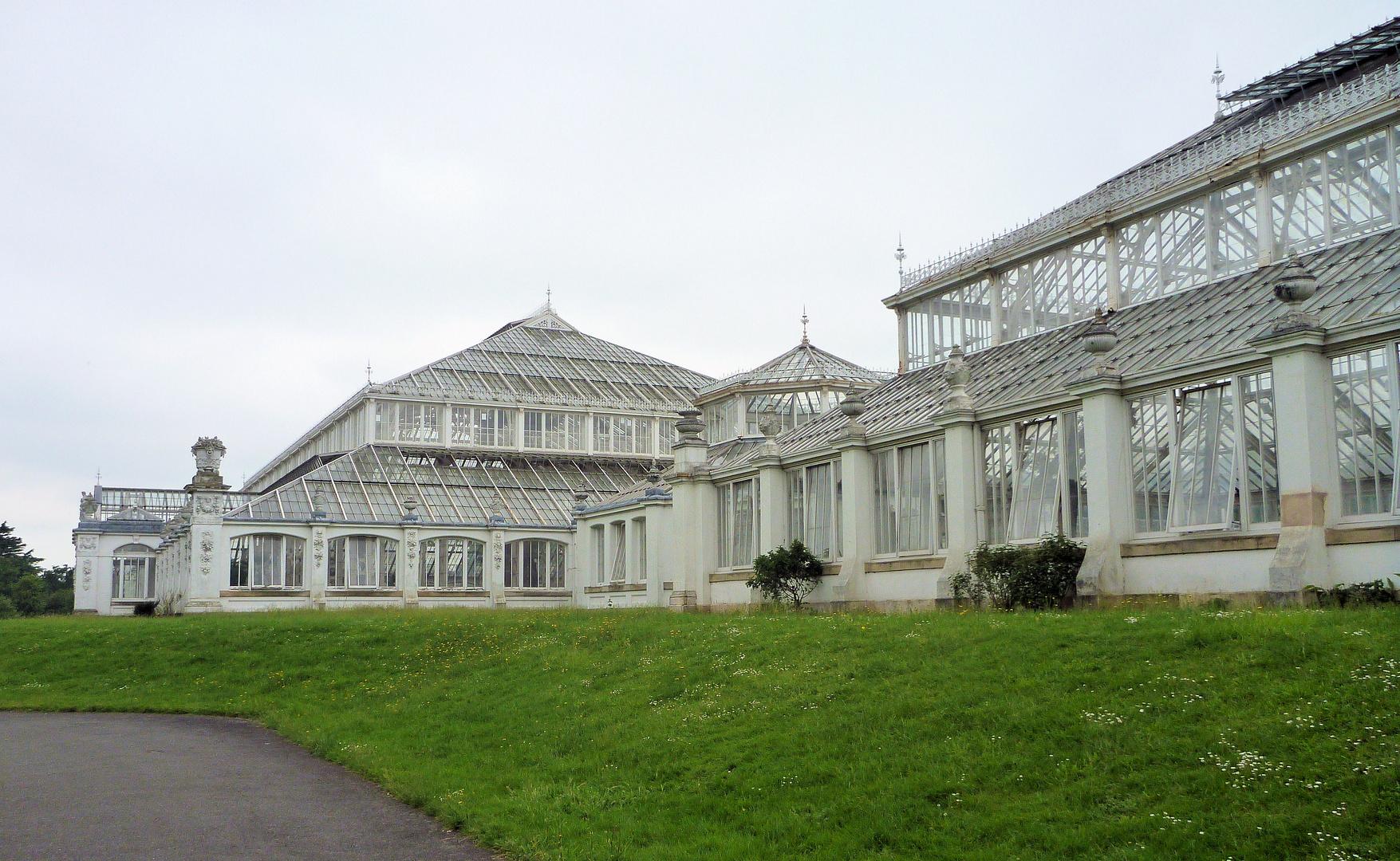 Kew Gardens Gewächshaus...