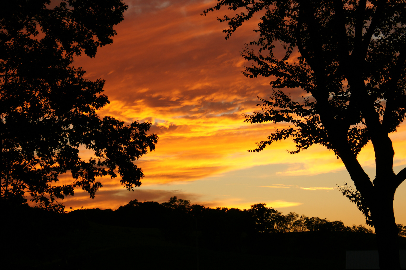 Keystone Sunset