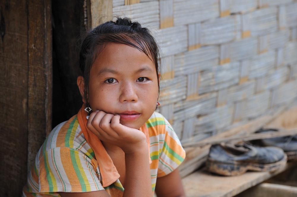 Khamu girl 16