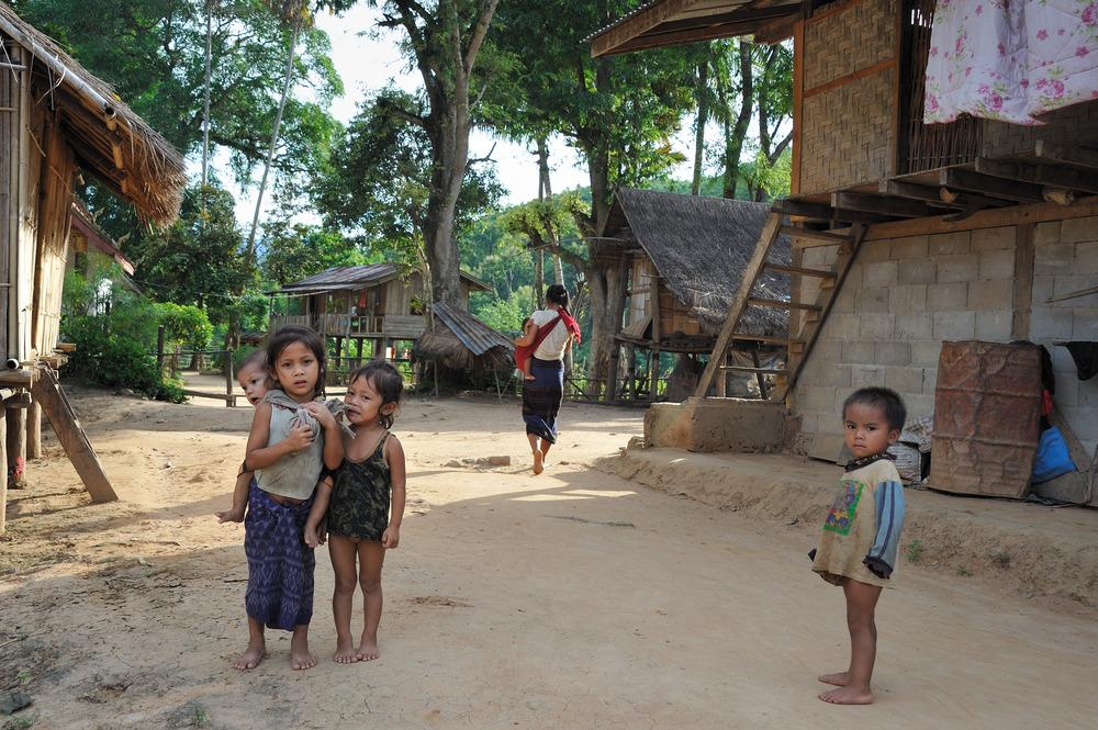 Khamu village