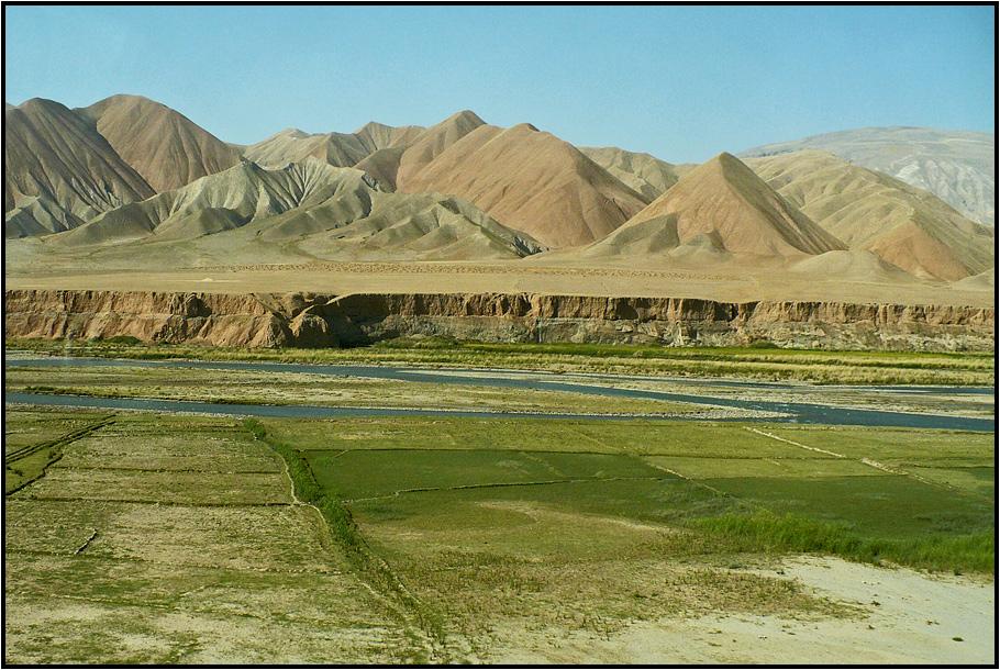 Khanabad River | main artery |